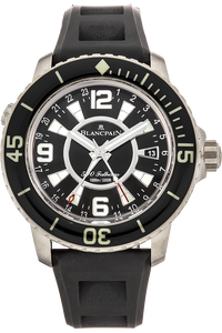 500 Fathoms GMT Titanium Automatic