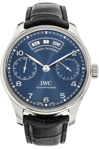 Stainless Steel Portugieser Annual Calendar Automatic