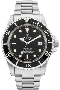 Stainless Steel Sea-Dweller Automatic Circa 1984