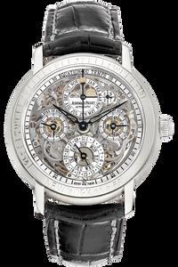 Platinum Jules Audemars Equation of Time Automatic