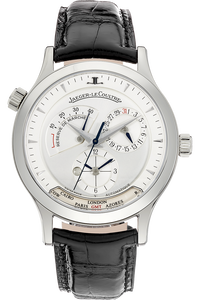 Stainless Steel Master Geographic Automatic