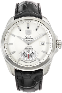 Stainless Steel Grand Carrera Calibre 6 Automatic