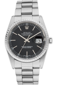 Datejust Circa 1987 Stainless Steel Automatic