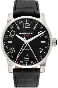 Timewalker GMT Stainless Steel Automatic