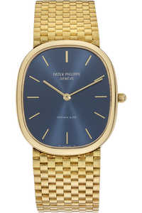 18K Yellow Gold Tiffany & Co. Golden Ellipse Automatic Reference 3738