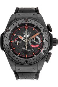 Ceramic F1 King Power Chronograph Automatic Limited Edition