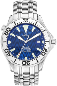 Stainless Steel Seamaster Automatic
