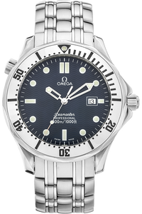 Stainless Steel Seamaster Quartz