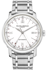 Stainless Steel Classima Executives XL GMT Automatic