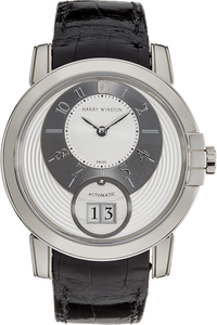 Midnight Big Date White Gold Automatic