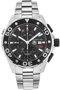 Stainless Steel Aquaracer 500M Automatic Limited Edition