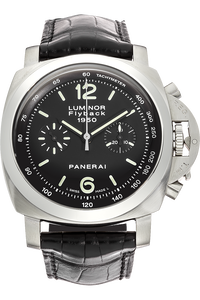 Stainless Steel Luminor 1950 Flyback Automatic