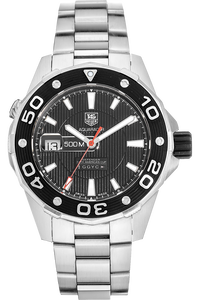 Stainless Steel Aquaracer Defender Automatic