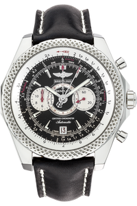 Stainless Steel Bentley Supersports Automatic Limited Edition