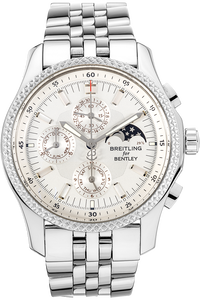 Bently Mark VI Complications Stainless Steel Automatic