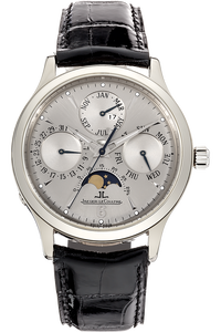 Master Perpetual White Gold Automatic