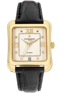 18K Yellow Gold Historiques Toledo Automatic