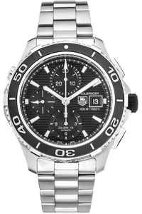 Aquaracer 500 Calibre 16 Chronograph Stainless Steel