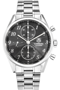 Carrera Calibre 16  Heritage Chronograph Stainless Steel Automatic