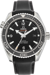 Stainless Steel Seamaster Planet Ocean Co-Axial Automatic