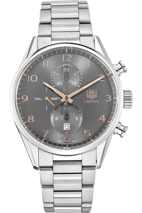 Stainless Steel Carrera Calibre 1887 Automatic