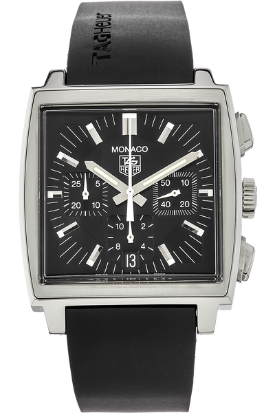 Stainless Steel Monaco Chronograph Automatic