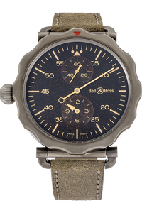 PVD Stainless Steel WW2 Regulateur Heritage Automatic