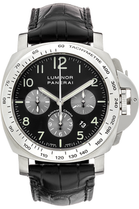 Stainless Steel Luminor Chronograph Automatic