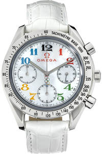 Stainless Steel Speedmaster Specialities Olympic Collection Automatic