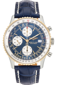 Old Navitimer II Yellow Gold and Stainless Steel Automatic