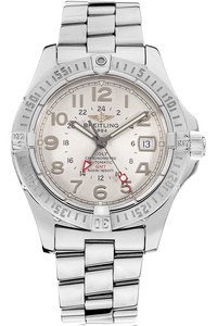 Stainless Steel Colt GMT Automatic