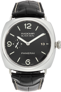 Radiomir Black Seal 3 Days Stainless Steel Automatic