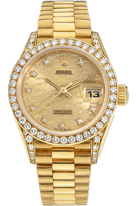 18K Yellow Gold Datejust Automatic