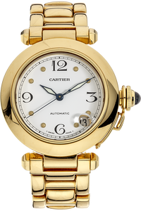 18K Yellow Gold Pasha C Automatic