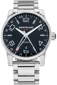 Stainless Steel Timewalker GMT Automatic