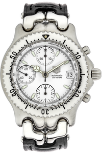 Stainless Steel S/el Chronograph Automatic