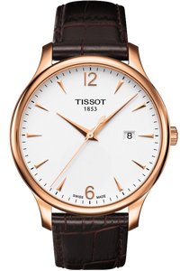 Tradition Rose Gold Men's Quartz Classic