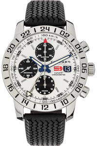 Stainless Steel Mille Miglia GMT Chronograph Automatic Limited Edition