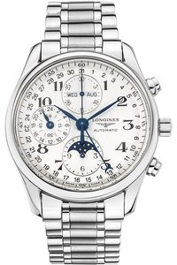 Master Collection Chronograph Stainless Steel Automatic