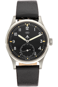 Mark X Royal Army Circa 1945 Stainless Steel Manual