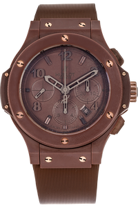 PVD Ceramic Big Bang Chocolate Limited Edition Automatic