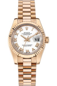 18K Rose Gold Datejust Automatic