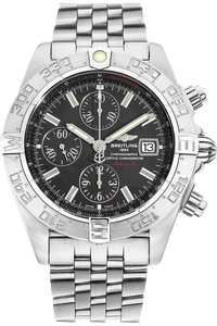 Stainless Steel Galactic Chronograph II Automatic