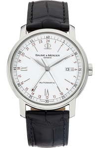 Stainless Steel Classima Executives GMT Automatic