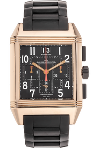 18K Rose Gold Reverso Squadra GMT Automatic Limited Edition