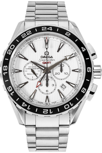 Seamaster Aqua Terra Co-Axial GMT Chronograph