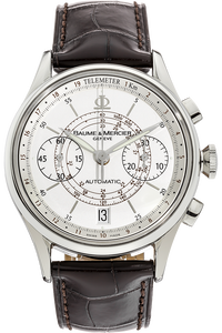 Classima Executive Retro Chronograph Stainless Steel Automatic