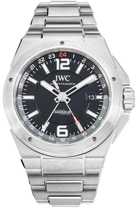 Ingenieur Dual Time Stainless Steel Automatic