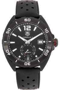 Formula 1 Calibre 6 PVD Stainless Steel Automatic