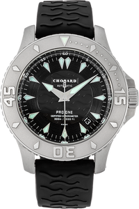 L.U.C Pro One Stainless Steel Automatic